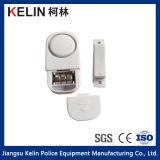 Alarme personnelle de degré de sécurité de sonde magnétique de fenêtre de porte de sonnette d'alarme d'entrée