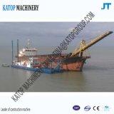 18 Zoll-Sand-hydraulischer Scherblock-Absaugung-Bagger