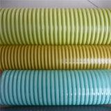 Tuyau ondulé de conduit de PVC des bons prix d'approvisionnement