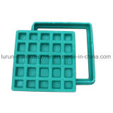 En124 BMC Composite Manhole Cover with Frame