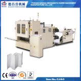 Ce, máquina de alta velocidad de la fabricación de papel de Kraft del doblez de la certificación N de la ISO