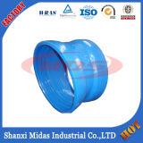 ISO2531, En545, En598, collier malléable d'ajustage de précision de pipe de fer de moulage BS4772 pour la pipe de PVC