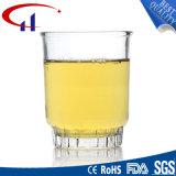 caneca de vidro do espaço livre quente do Sell 125ml para o uísque (CHM8037)