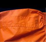 Pantalones reflexivos anaranjados del alto de la visibilidad trabajo al por mayor de la seguridad