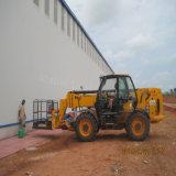 Costruzione d'acciaio poco costosa stabile della struttura d'acciaio nel Niger