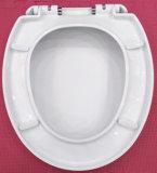 De Dekking van het toilet met Twee Gemakkelijke Knopen installeert