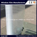 Riga pellicola decorativa 1.22m*50m della finestra di vetro 3D della scintilla