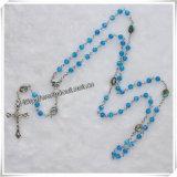 Stein Perlen Rosenkranz Made in China Rosenkranz Religiöse Der Heilige Gral Stein Mode Rosenkranz (IO-CR201)