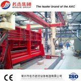 De concrete Installatie van het Blok van de Apparatuur AAC van de Productie van het Blok voor De Baksteen van de Vliegas