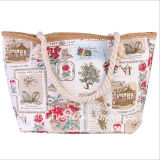 余暇のハンドバッグのキャンバス袋の新しいハンドバッグ浜袋