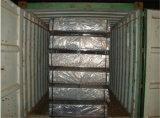 Pantalla de acero ampliada ampliada colorida de la pisada del listón/de escalera del metal del acoplamiento del metal