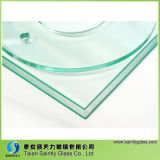 glace Tempered en verre de flotteur d'espace libre de 3.2mm 4mm 5mm pour des panneaux d'éclairage