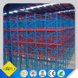 高容量の大きい品質の倉庫のドライブ・インラック(XY-L004)