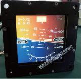 """3.4 """"TFT LCD module d'affichage robuste pour des expositions militaires"""