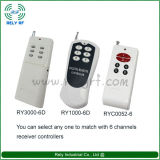12V/24V Latching Momentary Remote Control Switch para Lights, Garage Doors