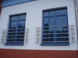 Kundenspezifisches Edelstahl-Balkon-Handlauf-und Geländer-System
