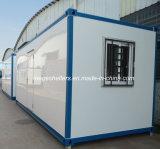 Camera mobile prefabbricata del contenitore della vetroresina in deserto