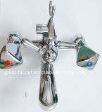 Bathroom en laiton Shower Mixer avec Bracket