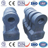 Bi-Metal Composite Hammer Crusher Head for Cement Plant