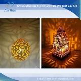 Panneau décoratif coupé par laser perforé en aluminium en métal avec l'essai de Leed