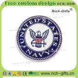 記念品3D冷却装置磁石PVC昇進のギフト米国(RC-US)