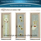 Bon fournisseur de salle de bains de portes de portes intérieures esthétiques de douche