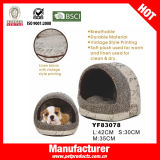 Os produtos originais do animal de estimação vendem por atacado, as camas engraçadas do cão (YF83078)