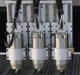 Máquina do router do eixo do CNC multi para a produção em massa