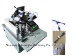 De automatische Ronde Machine van de Etikettering van de Sticker (de machine van de etikettering) voor Vierkante Fles