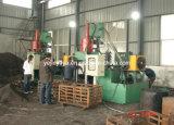 Macchina di alluminio d'ottone della pressa della mattonella del ferro automatico verticale Sbj-315