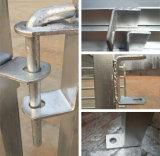 Clôture de tuyaux en acier à grande capacité pour chevaux / bovins avec galvanisé à chaud (SF-001)