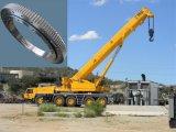 Rodamientos más grandes de la matanza usados para la cubierta Cranes 133.45.2500 con el engranaje interno