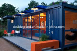 Casa viva prefabricada del módulo del envase de la casa del envase del envase Villa/20ft (DG4-043)