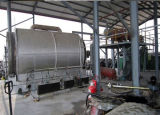 Diesel Oil Refining Machinery 10tpdへの使用されたRubber