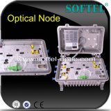 [Softelの] 4方法Output CATV Return Optical Receiver