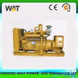 セリウム、SGSの証明書が付いている10-100kw Biogasの発電機セット