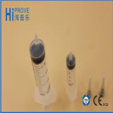 Disposable ipodermico Luer Slip Syringe con Needle