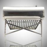 Géiser solar de agua del acero inoxidable del sistema solar no presurizado del calentador