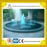 Fontaine décorative de fontaine ronde d'étang d'entrée petite