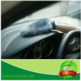 Schaffell-Auto-Wäsche-Handschuh