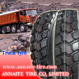 Steer Radial Highquality Truck Tire 295/80r22.5-16/18prを運転しなさい