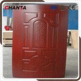 خشبيّة أبواب تصميم ميلامين باب جلد من الصين