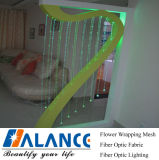 Fibra Optic Curtain per Hallway Decorative
