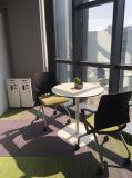 Uispair Büro-Wohnzimmer-Möbel-runder Rohr-Kaffee-Tee-Tisch
