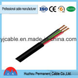 SGS Aprovação CCS Wire 1.02mm Coaxial TV Cable Raw Material
