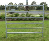 Панели скотин Lowes, используемые панели Corral, 6 панелей поголовья рельса