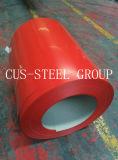 Bobina de acero prepintada capa de la pintura PPGL/SMP de Nipón de la fábrica de China