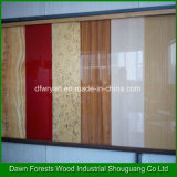 Painel UV limitado lustroso elevado do MDF do MDF Board/UV do MDF Sheet/UV