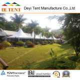 Conical Tents in Countryside for Events Party