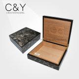 Caixa de charuto de madeira da alta qualidade